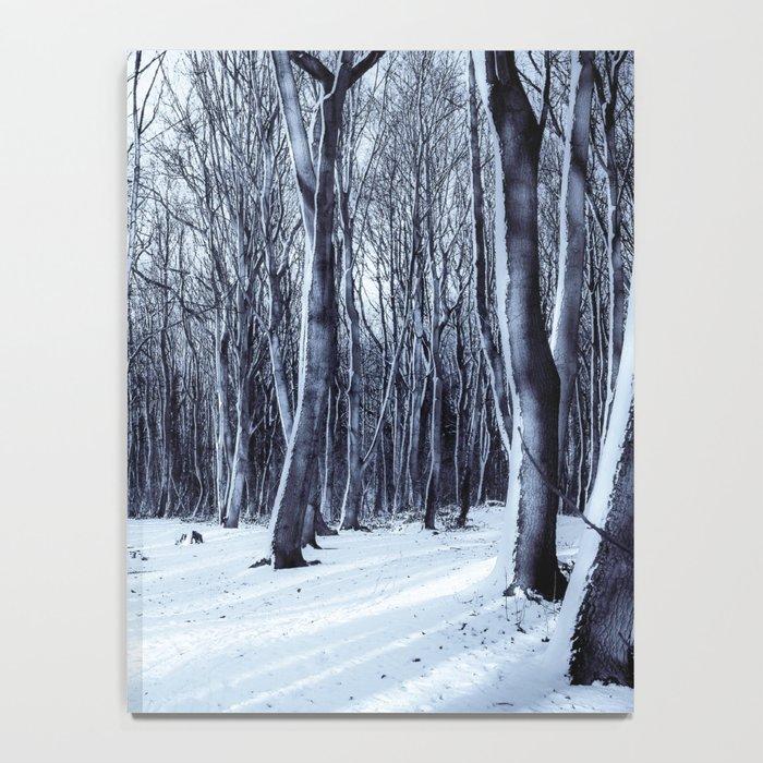Black Winter Notebook
