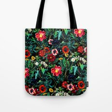 Night Forest VII Tote Bag