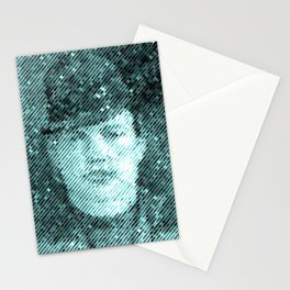 Head of a Lad with a Stiff Hat and a Cheroot Stationery Cards