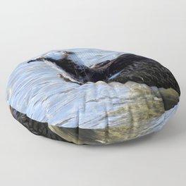 Splish Splash Floor Pillow