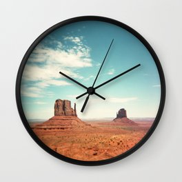 The Sisters Wall Clock