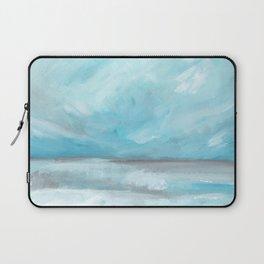 Whirlwind - Stormy Ocean Seascape Laptop Sleeve