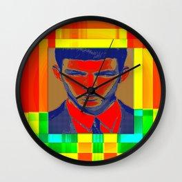 necktie Wall Clock