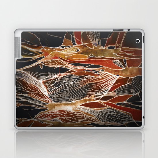 Midnight Fever Laptop & iPad Skin
