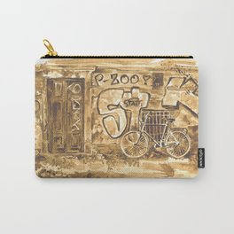 Urban coffee graffiti Carry-All Pouch