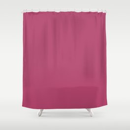 Irresistible - solid color Shower Curtain