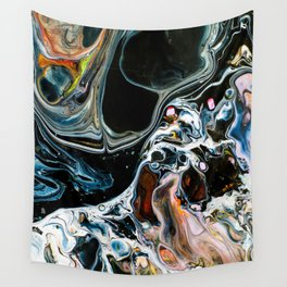 Abstract Melt X Wall Tapestry
