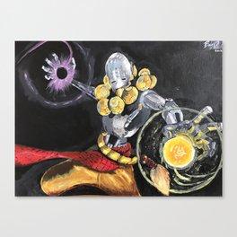Zenyatta Canvas Print