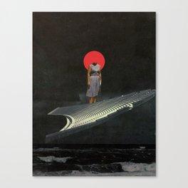 Timeless Anticipation Canvas Print