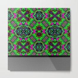 Space Rug No.04 Metal Print