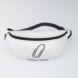 Keeping it together Fanny Pack