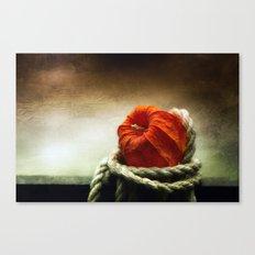 Tangled Season Canvas Print