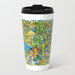 Y-G-B FANTASY Metal Travel Mug