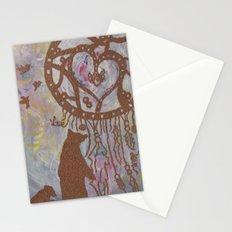 An 80's story Stationery Cards