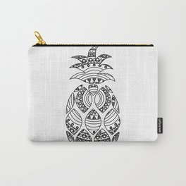 Ornate pineapple Carry-All Pouch