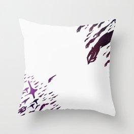 Mass Effect 100% Readiness Throw Pillow