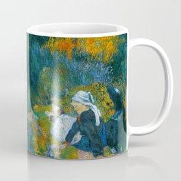 "Paul Gauguin ""La bergère bretonne (The Breton shepherdess)"" Coffee Mug"