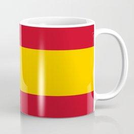 Flag of spain-spain,flag,flag of spain,espana,spanish,espanol,Castellano,Madrid,Barcelona, Coffee Mug