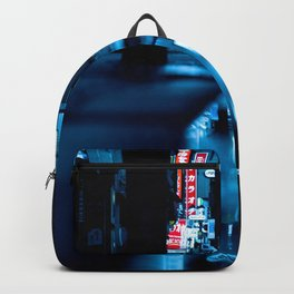 City Night Tokyo (Color) Backpack