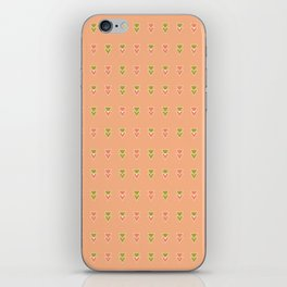 Intersecting Triangles iPhone Skin