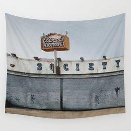 El Dorado Aracde - F Society - Mr Robot Wall Tapestry