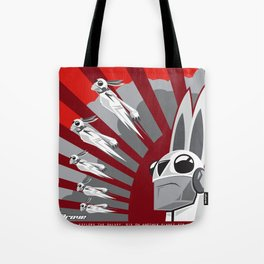 The Drove Propaganda  Tote Bag