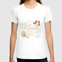 Howdy! T-shirt