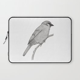 A Bird named Johan Laptop Sleeve