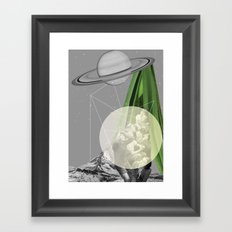 SOME PEOPLE Framed Art Print