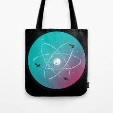 Atomic Formation Tote Bag