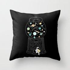 My Childhood Universe 2 Throw Pillow
