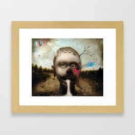 emilio Framed Art Print