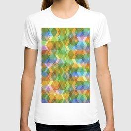 Romb-a-zoid T-shirt