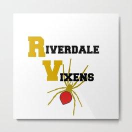 Riverdale Vixens Metal Print