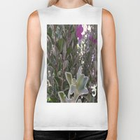 plant Biker Tanks featuring Plant by ANoelleJay