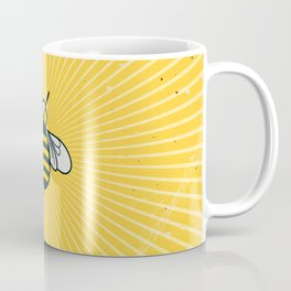 Don t worry – Bee happy – A Hell Songbook Edition Coffee Mug