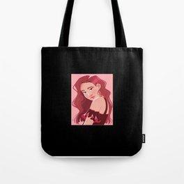 rose blackpink Tote Bag