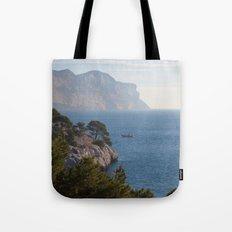 Calanques de Cassis 8615 Tote Bag