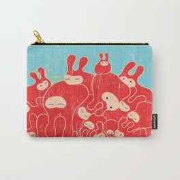 Stacking of PippiRabbit Carry-All Pouch