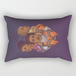 Wakanda Women Rectangular Pillow