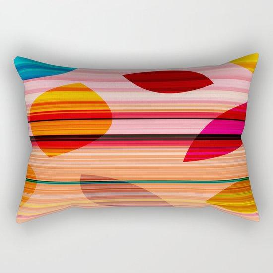 summerstripes Rectangular Pillow