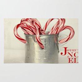 Joyeux Noel Rug