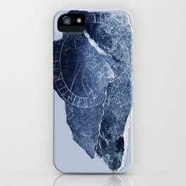 Ancient Runestone iPhone Case
