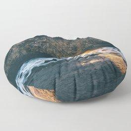 Pfeiffer Beach Floor Pillow