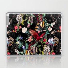 Floral and Birds IX Laptop & iPad Skin