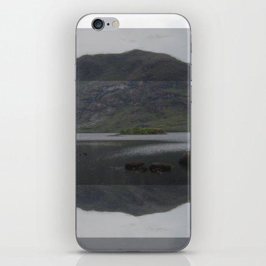 FORCED MIRROR III. iPhone & iPod Skin