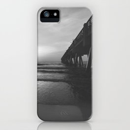 Pier and Surf iPhone Case