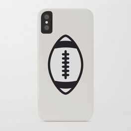 Rugby - Balls Serie iPhone Case