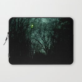 yellow abduction Laptop Sleeve
