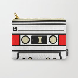 LET'S GO ANALOG - Cassette Carry-All Pouch